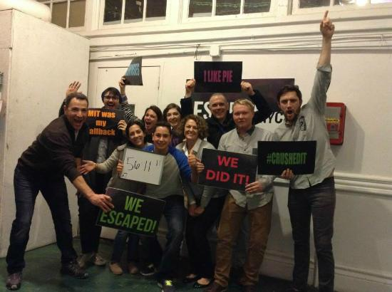 Escape The Room Atlanta Reviews