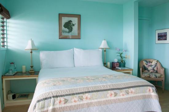 Hale Kai Hawaii Bed & Breakfast : Heritage Room
