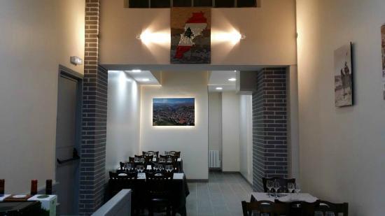 Restaurant zahle la table libanaise a amiens dans amiens - La table libanaise la fourchette ...