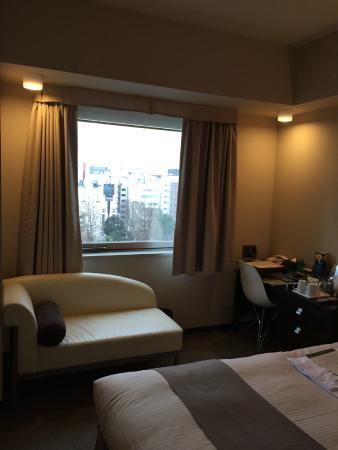 Citadines Central Shinjuku Tokyo: Room