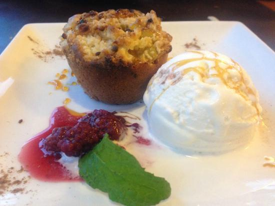 El Muro: torta de maçã
