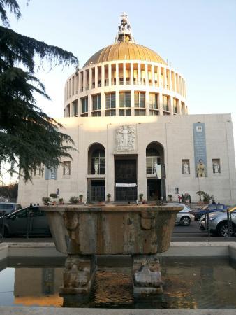 Basilica San Giovanni Bosco