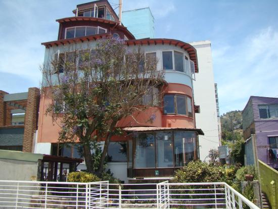 لا سيباستيانا (منزل بابلو نيرودا)