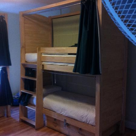 6 Bed Dorm Solid Wood Beds That Are Very Sturdy Picture Of