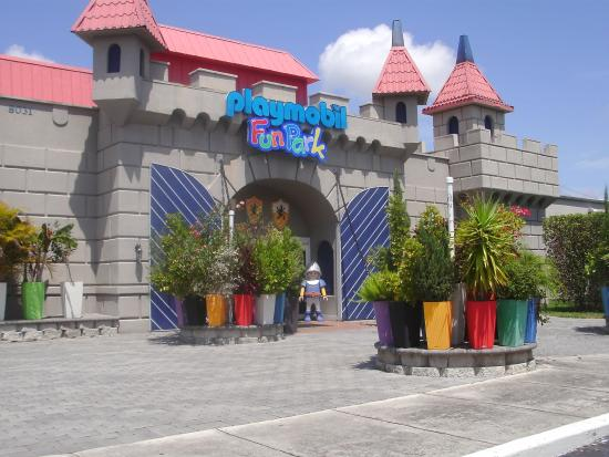 Acceso Playmobil Fun Park Palm Beach Fl Usa Picture Of