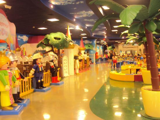 Entrada Picture Of Playmobil Funpark Palm Beach Gardens