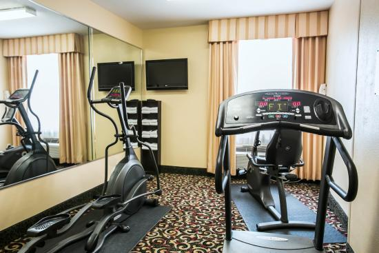 Sleep Inn & Suites : Fitness Room