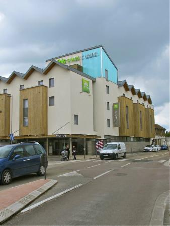Ibis Styles Troyes Centre : Unique styling
