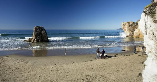 The Tides Oceanview Inn And Cottages Central Pismo Beach Location