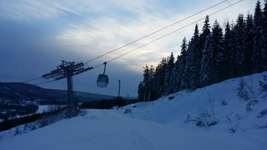 Branas Ski Lodge