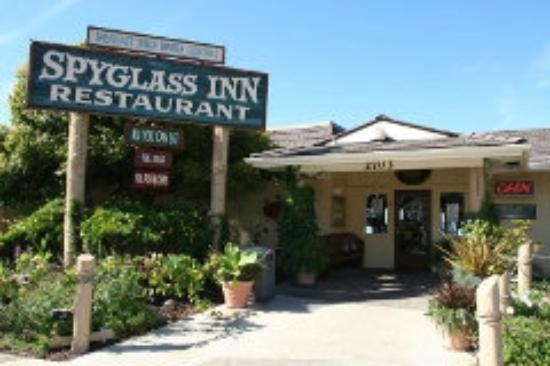 Spygl Inn Restaurant Entrance