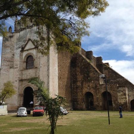 Tlayacapan, Mexiko: Exterior