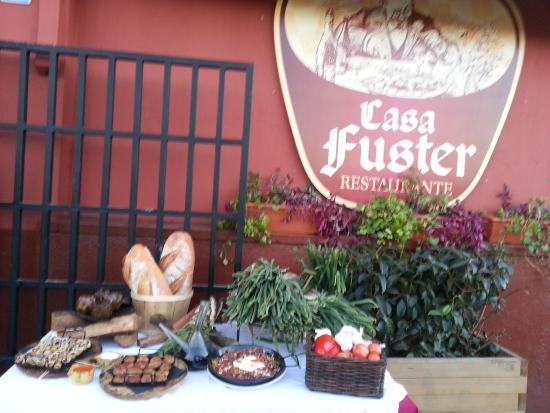 De primeira fotograf a de casa fuster sabadell tripadvisor - Restaurante casa fuster barcelona ...