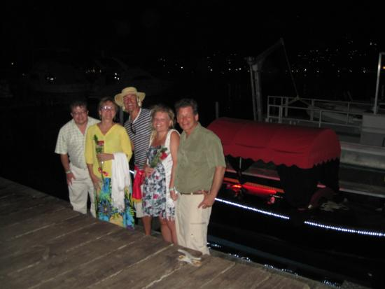 Simpson Bay, Saint-Martin / Sint Maarten: Our captain
