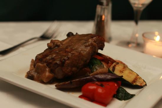 Mandalay Restaurant: New York Striploin (AAA)