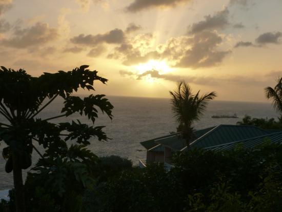 Marshalls : View of sunset