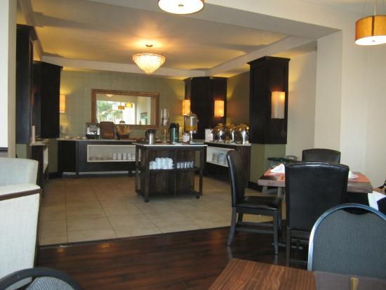 KC Hotel San Jose: Buffet