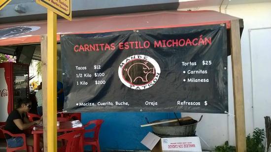 La Michoacana Del Puerto