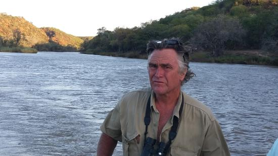 "Kunene River Lodge: ""Brooding Machismo"""