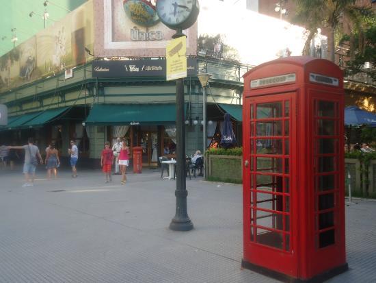 Cabina Telefonica : Antiguas cabinas telefonicas picture of plaza francia buenos