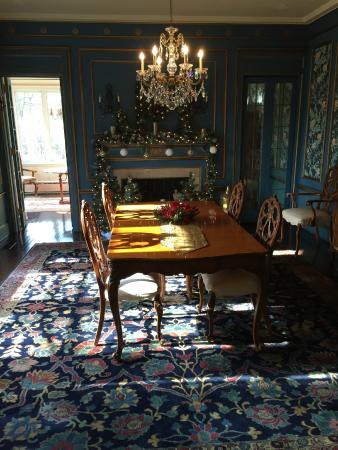 The O'Neil House Bed and Breakfast: Formal Dining Room