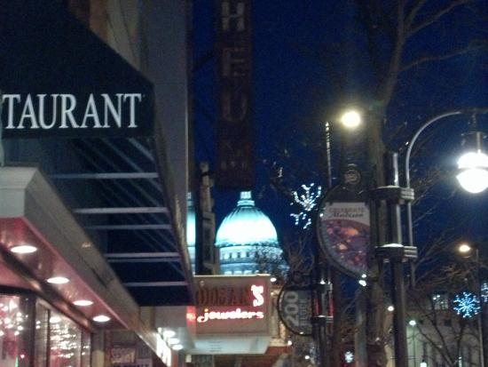 Nick S Restaurant State Capitol St Madison Wi