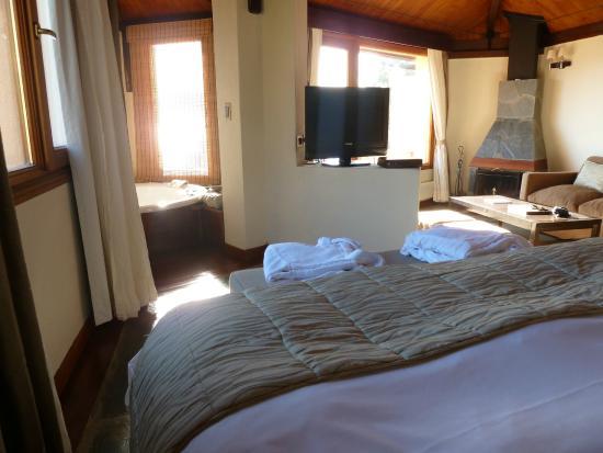 La Sirenuse Lake Resort: La habitacion