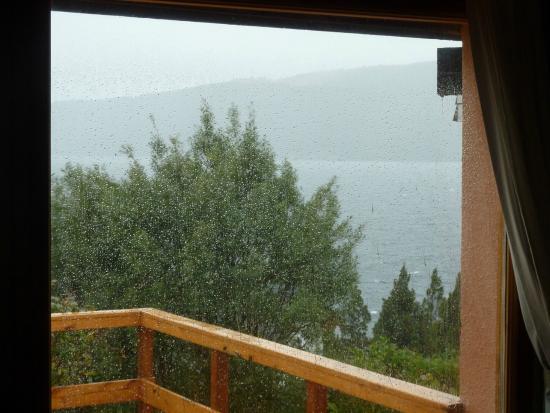 La Sirenuse Lake Resort: hasca con lluvia es lindo