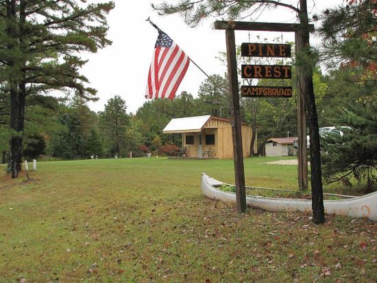 Pinecrest Campground & Cabins