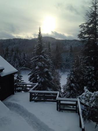Scandinave Spa Mont-Tremblant : So pretty!