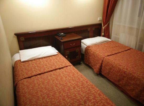 Ampir Belorusskaya Hotel: Twinroom