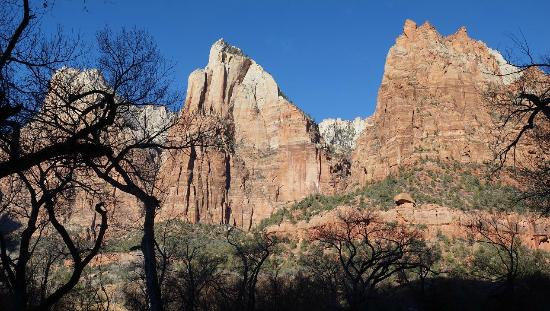 Zion Court of the Patriarchs: Simply majestic