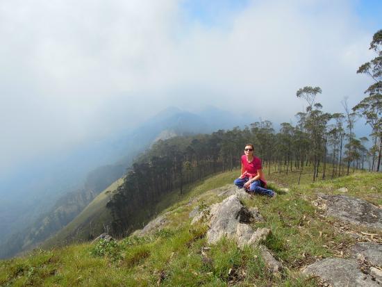 Perumal Peak: Вид в сторону Перумал Малаи