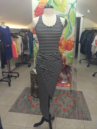 The Retreat at Tips N Toes : Beautiful clothes in boutique,