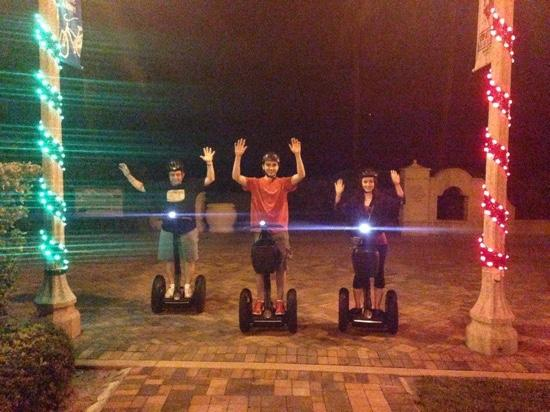 Ultimate Florida Tours: lots of fun