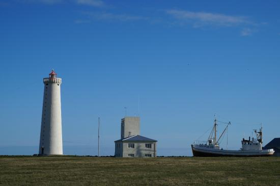 Folk Museum in Gardur & Lighthouses