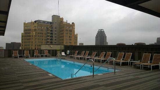 Hyatt Regency San Antonio Sky Pool