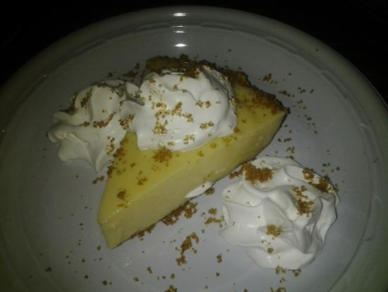 Key lime pie - Picture of Tide Tables Restaurant and Marina, Cortez ...