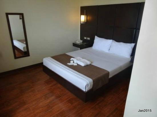 The Grande Suites: Always neat and tidy
