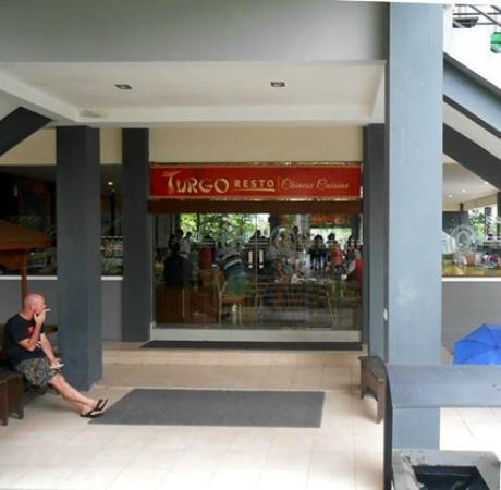 Griya Persada Convention Hotel & Resort: Restaurant