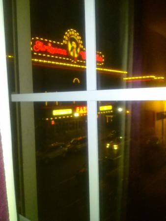 Arizona Charlie's Decatur: best part of the stay....the view