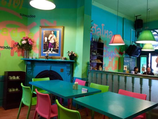 Ying Thai 2: The interior