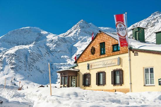 Alpen Restaurant Valeriehaus