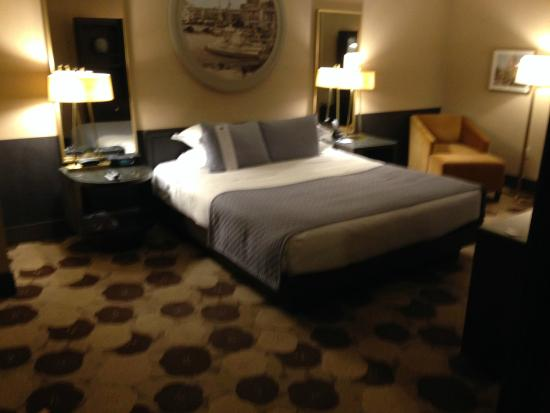 Bedroom picture of kimpton hotel palomar chicago Two bedroom hotels in chicago