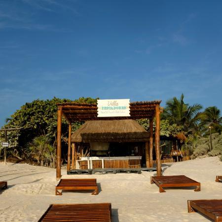 Villa Pescadores Tulum The Beach Bar