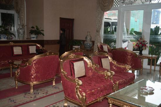Sammy Dalat Hotel: Elegant lobby