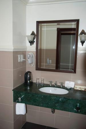 Sammy Dalat Hotel: Bathroom