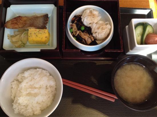Dormy Inn Express Asakusa: 朝食