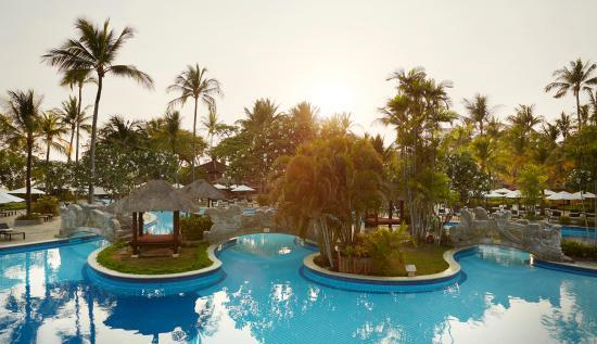 Melia Bali Indonesia: Melia Bali Pool