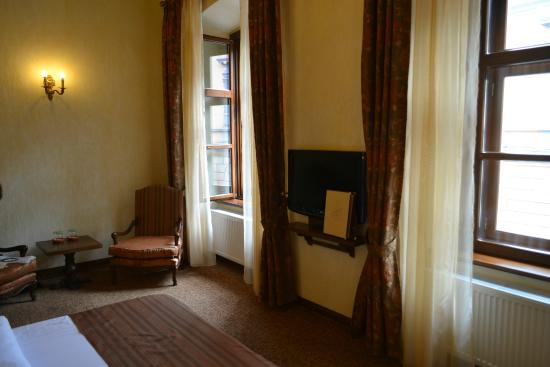 Bella Muzica: Junior Suite room